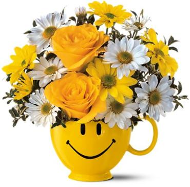 Teleflora\'s Be Happy Bouquet