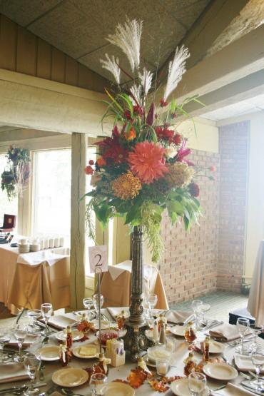 Hall Centerpiece 2