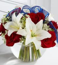 FTD Independence Bouquet