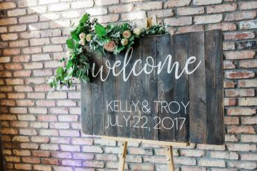 Kelly and Troy