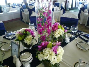 Centerpiece at Lake Geneva Country Club