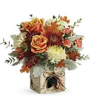 Fall In Bloom Bouquet