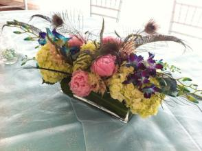 Osman Head Table Centerpiece