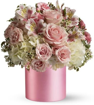 Teleflora\'s Sweet Pinks Bouquet