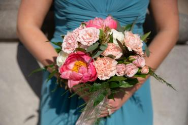 Bridesmaids bouquet 2