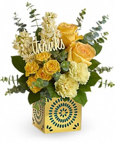 Teleflora\'s Shimmer of Thanks