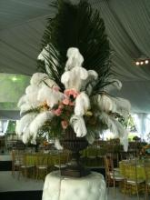Banquet Floral Decor
