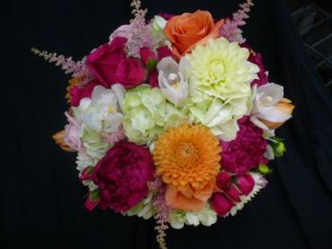 Summer Bride Bouquet