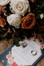 Invitation and Floral