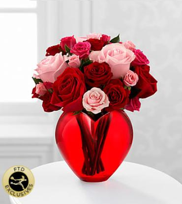 My Heart to Yours Bouquet by FTD
