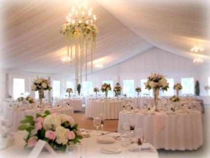 Abbey Resort Elegant Wedding