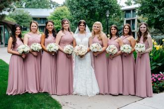 Schneer Bridal Party