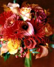 Fall Shades Bouquet
