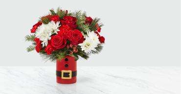 FTD Let\'s Be Jolly Bouquet