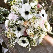 Lilies of the Valley, Anemones, and Peony\'s