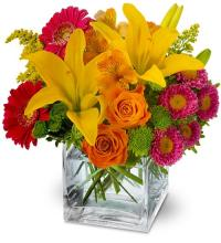 Teleflora\'s Stand Up to Cancer Bouquet