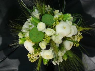 Natural Wisconsin Bridal Bouquet