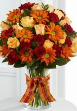 FTD Golden Autumn Bouquet