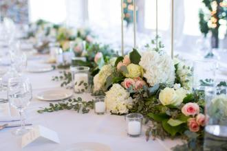 Table Garland for Head Table