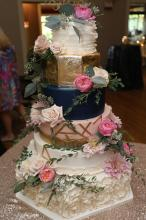 Wedding Cake by Julie Michelle
