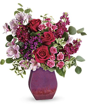 Teleflora\'s Rare Jewels Bouquet