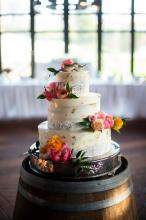 Wedding Cake by Grand Geneva