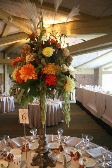 Hall Centerpiece