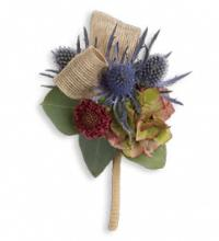 Midnight Wanderings Boutonniere