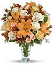 Teleflora\'s Seasonal Sophistication Bouquet