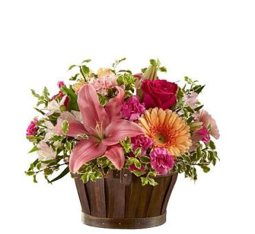 Spring Garden Bouquet by FTD